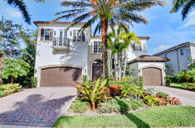 Boca Raton Single Family Home For Sale: 17831 Cadena Drive