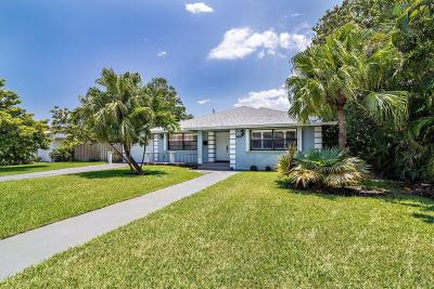 West Palm Beach Single Family Home For Sale: 360 Glenn Road