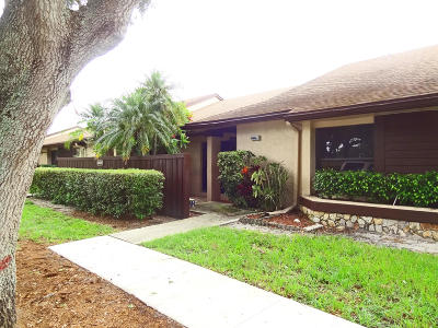 Single Family Home For Sale: 8689 W Boca Glades Boulevard #C