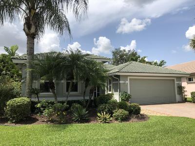 Boynton Beach Single Family Home For Sale: 8370 Marsala Way