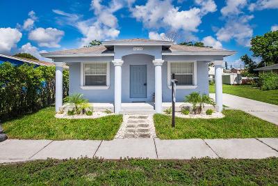Davie Single Family Home For Sale: 4250 SW 57th Avenue