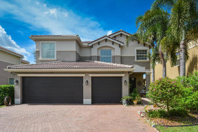 Boynton Beach Single Family Home For Sale: 8558 Briar Rose Point