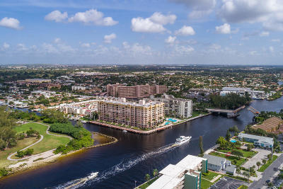 Pompano Beach Condo For Sale: 2880 NE 14th St Causeway #412