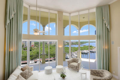 Jupiter Yacht Club Condo For Sale: 340 S Us Highway 1 #605