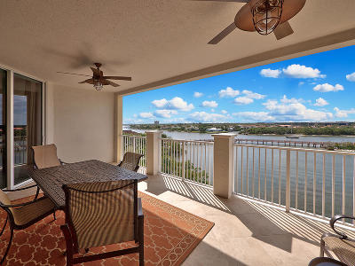 Jupiter Yacht Club Condo For Sale: 600 S Us Highway 1 #508