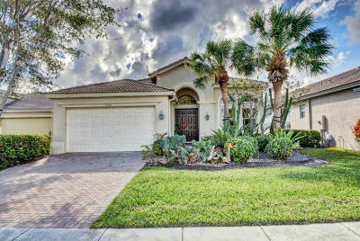 Boynton Beach Single Family Home For Sale: 6521 Southport Drive