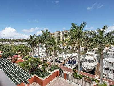 Jupiter Yacht Club Condo For Sale: 400 S Us Highway 1 #302