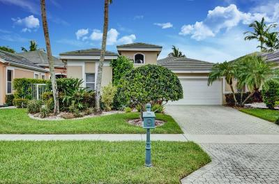 Boynton Beach Single Family Home For Sale: 7685 Rockford Road