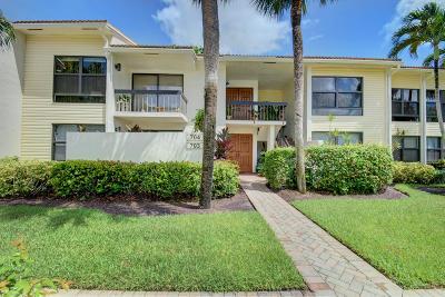 Boca Raton Condo For Sale: 6826 Willow Wood Drive #704