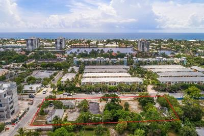 Delray Beach Residential Lots & Land For Sale: 318 SE 5th Avenue