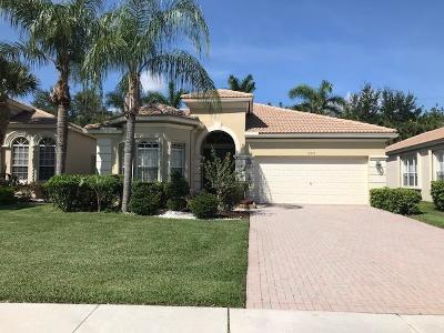 Boynton Beach Single Family Home For Sale: 6719 Southport Drive