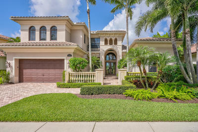 Palm Beach Gardens Single Family Home For Sale: 113 Terra Linda Place