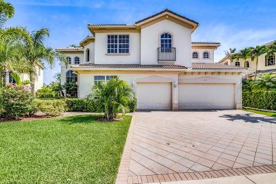 Royal Palm Beach Single Family Home For Sale: 2932 E Fontana Court