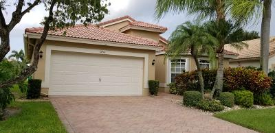 Boynton Beach Single Family Home For Sale: 12166 Castle Pines Road
