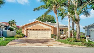Greenacres FL Single Family Home For Sale: $329,900