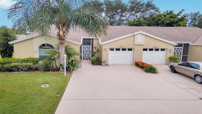 Greenacres Single Family Home For Sale: 6114 Elm Way Court
