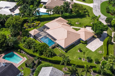 Boca Raton, Delray Beach, Boynton Beach Single Family Home For Sale: 3829 Partridge Place S