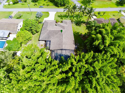 Port Saint Lucie Single Family Home Contingent: 285 SE Verada Avenue