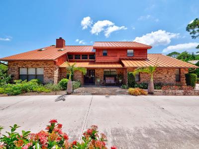 Port Saint Lucie Single Family Home For Sale: 2197 SE Flanders Road