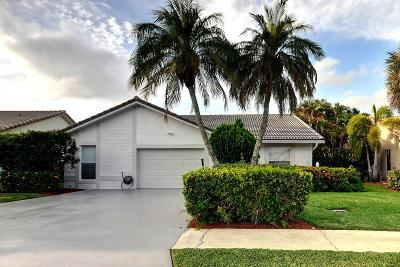 Boca Raton FL Single Family Home For Sale: $515,000