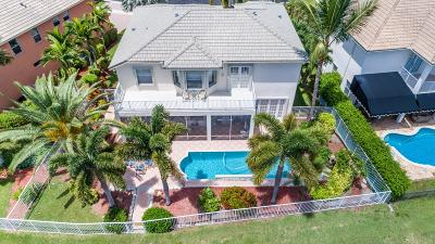 Royal Palm Beach Single Family Home For Sale: 2281 Ridgewood Circle