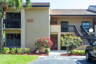 Boca Delray Country Club, Boca Delray, Boca Delray I-Iii Condo S Filed In Or3857p483, 4, Boca Delray Golf & Country Club, Boca Delray Golf And Country Club Condo For Sale: 5055 Oak Hill Lane #211