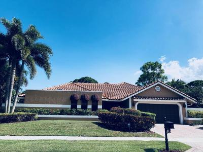 Boca Raton FL Single Family Home For Sale: $674,900