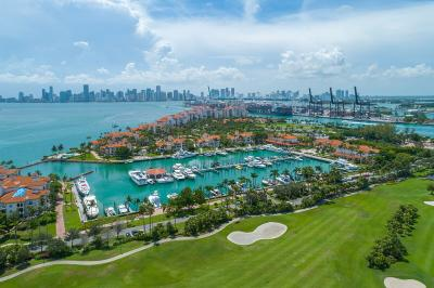 Miami Beach Condo For Sale: 7882 Fisher Island Drive #7882