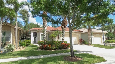 West Palm Beach Single Family Home For Sale: 2220 Sapphire Circle