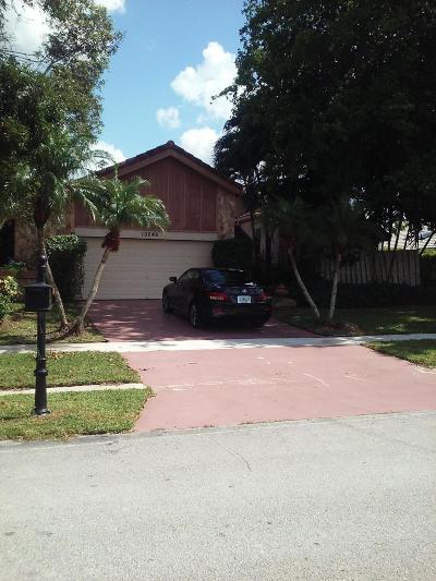 Boca Raton FL Single Family Home Contingent: $339,999