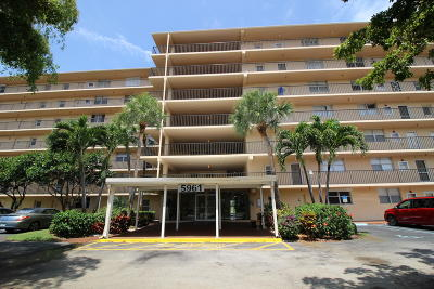 Boca Raton Condo For Sale: 5961 NW 2nd Avenue #510