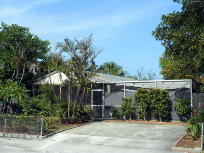 Lake Worth Single Family Home Contingent: 314 D Street