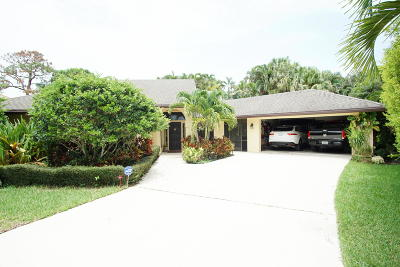 West Palm Beach Single Family Home For Sale: 2786 Bayonne Drive