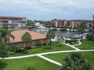 Delray Beach Condo For Sale: 2525 Florida Boulevard #428