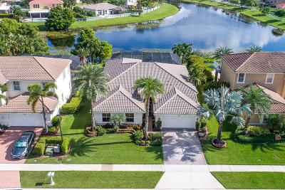 Lake Worth Single Family Home For Sale: 6489 Sand Hills Circle