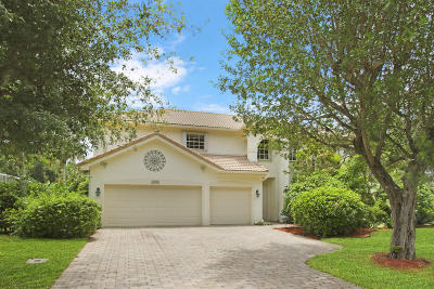 Delray Beach Single Family Home For Sale: 4550 S Barwick Ranch Circle