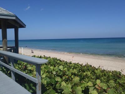 Ocean Ridge Rental For Rent: 5505 Ocean Ridge Boulevard #2-201