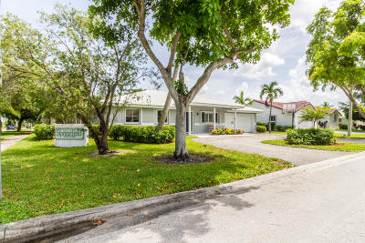 Coral Springs Single Family Home For Sale: 9863 NW 28th Court