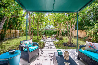 Fort Lauderdale Single Family Home For Sale: 1308 NE 16th Terrace