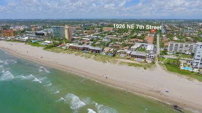 Deerfield Beach Commercial For Sale: 1926 NE 7th Street
