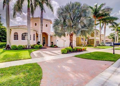 Lake Worth Single Family Home For Sale: 8606 Club Estates Way