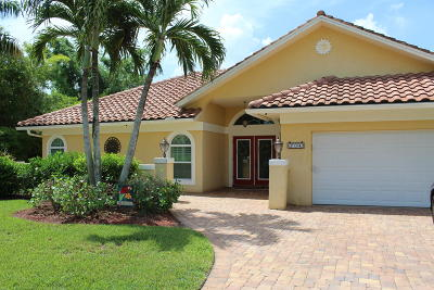 Stuart FL Single Family Home For Sale: $469,000