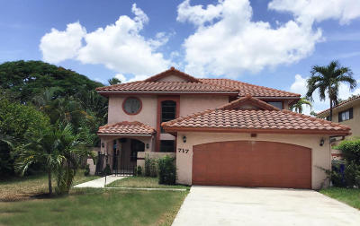 Deerfield Beach Single Family Home For Sale: 717 NW 40th Terrace
