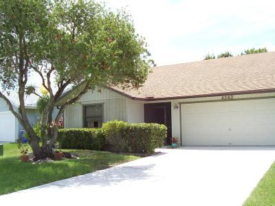 Stuart FL Single Family Home For Sale: $279,000