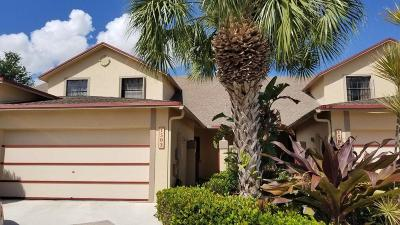 Greenacres FL Townhouse Sold: $227,000