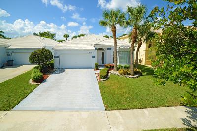 Lake Worth Single Family Home For Sale: 7486 Sally Lynn Lane
