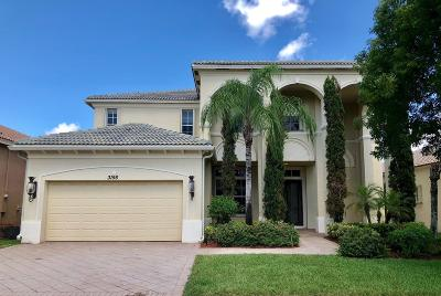 West Palm Beach FL Single Family Home For Sale: $399,000