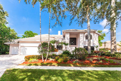 Boca Raton Single Family Home For Sale: 6087 NW 23rd Terrace
