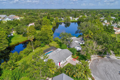 Jupiter Single Family Home For Sale: 6304 Launch Club Circle