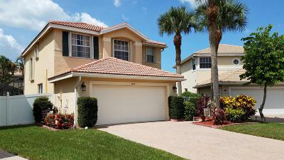 Greenacres Single Family Home For Sale: 5005 Polaris Cove